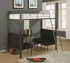 Convertible Bunk Beds Boys Convertible Loft Bunk Bed Home Improvement
