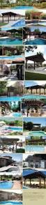 Swimming Pool Canopy by 138 Best Pool Side Pergolas Images On Pinterest Pergola Kits