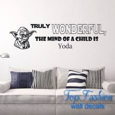 star wars quote wall decals truly wanderful sayings decor vinyl star wars quote wall decals truly wanderful sayings decor vinyl wall sticker murals boy s rooms in suit modern decor sticker in wall stickers from home