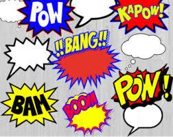 comic book props etsy