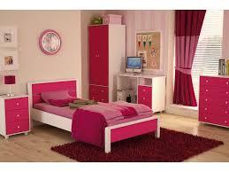 Stylish Pink Bedrooms - stylish bedroom sets miami miami 5 piece girls pink bedroom