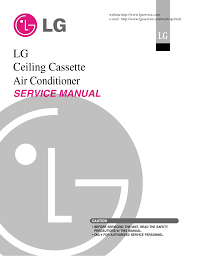 download free pdf for lg lc240cp air conditioner manual