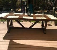 large outdoor dining table outdoor table designs rustic outdoor design for your home long patio