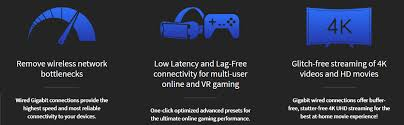 netgear nighthawk s8000 gaming u0026 streaming advanced 8 port gigabit
