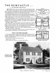 1940 style homes home sears house plans 1934 luxihome