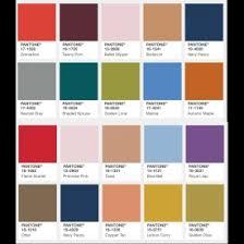 pantone releases fall 2017 color report