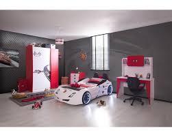 Car Bedroom Furniture Set by Ferrari Car Bedroom Set Boys Bedroom Set