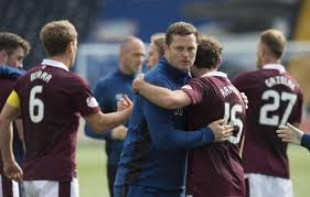 Seeking Jon Daly Jon Daly Delighted With His Hearts Players Fight And Commitment
