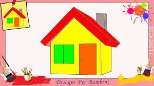 casa disegno disegni di casa come disegnare una casa facile passo per passo