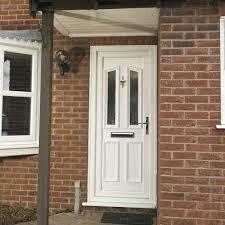 Exterior Doors Upvc Pvc Front Doors Upvc Front Door With Glass Side Panels Hfer