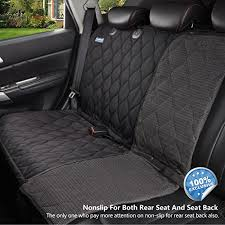 acrabros deluxe dog seat covers for cars suv u0027s vehicles pets