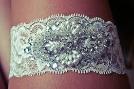 garters for wedding diy we wedding garter bridalguide