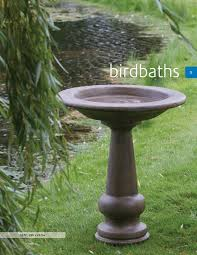 ed s concrete products ornamental garden products bird baths