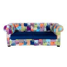 canap originaux canape original colore patchwork design chester alc zendart canape