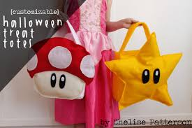 handmade costumes diy treat bags tutorial andrea u0027s notebook
