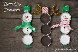 bottle cap ornaments png