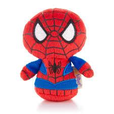 spiderman halloween costumes itty bittys spider man stuffed animal itty bittys hallmark