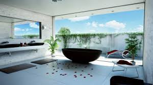 fantastic bathroom wallpaper also design home interior ideas with