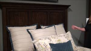 chatham park storage bedroom set by samuel lawrence youtube