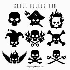 skull vectors photos and psd files free