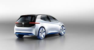 future cars 2020 volkswagen debut i d concept electric car with 600 km range