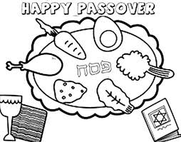 passover coloring page 2 a whole family on passover seder colouring page colouring pics