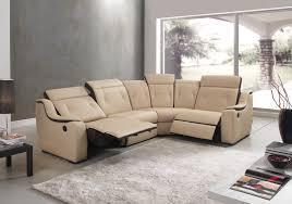 canape relax electrique cuir canape 3 places 2 relax electriques ref dune meubles husson