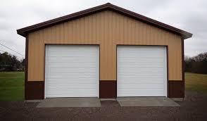 Barn Garage Doors Garage Door Framing Detail Plans