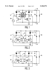 patent us5510972 bridge rectifier circuit having active switches