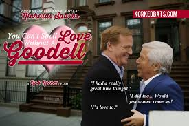 Roger Goodell Memes - 17 potential romantic comedies starring roger goodell and robert
