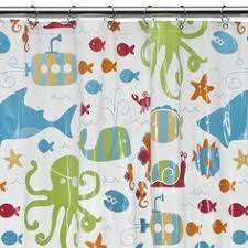 Kids Bathroom Shower Curtain Magnificent Kid Bathroom Shower Curtains Also Home Remodel Ideas