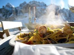 ski cuisine gourmet skisafari