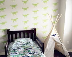 Dinosaur Decor Etsy - Kids dinosaur room