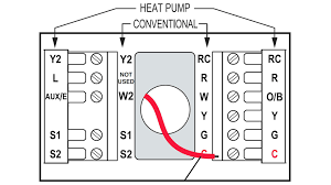 setting carrier thermostat honeywell thermostat wiring diagram 240