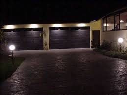 exterior garage lighting ideas soffit lights exterior down lights can be mounted in the soffit to