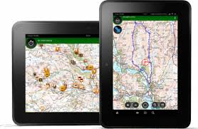is kindle an android device viewranger gps app now available on kindle tablets viewranger