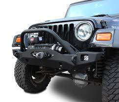 jeep front bumper wrangler front bumper crusader mid width jeep tj lj yj cj7 76
