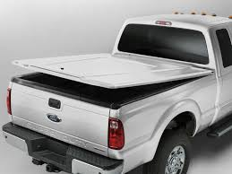 Ford Ranger Truck Cover - tonneau covers hard painted by undercover oxford white for