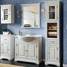 tall bathroom linen cabinet white cabinets essence gloss unit x