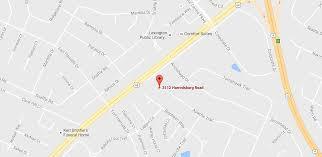Lexington Ky Map Locate Us Lexington Masonic Lodge No 1 Lexington Kentucky