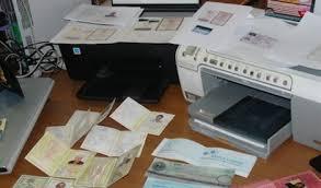 consolato rumeno passaporti tipografia abusiva dai passaporti alle assicurazioni banda di