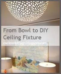 4 Ceiling Light Fixture Diy Flush Mount Light Cover Diy Flush Mounted Paper Ceiling