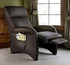 Comfortable Lounge Chairs Amazon Com Recliner Chair This Comfortable Leather Reclining