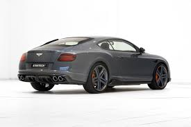 bentley falcon suv for luxury startech turns up the visual power with the bentley continental