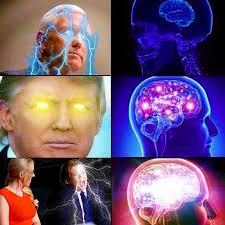 Mind Meme - mastermind png expanding brain know your meme