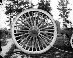 siege gap 8x10 civil war photo confederate sling cart for siege guns at