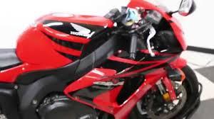 Honda Cbr1000 2007 2007 Honda Cbr1000rr Red Blk Youtube