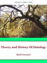 theory and history of ontology ontology logic