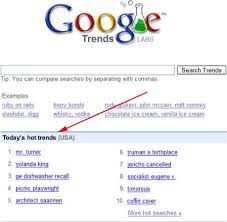 Google Memes - google meme hot trends added to google trends search engine land