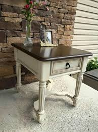 refinishing end table ideas 10 amazing end table refinishing ideas artful lodger